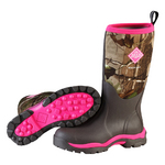 Muck Women's Woody Pink Boot 744