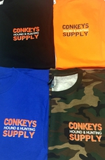 Conkeys Logo Shirt Conkeys_shirt