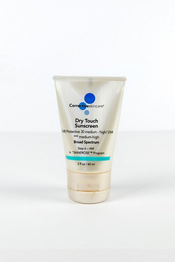 Reformulated Dry Touch Sunscreen - SPF 30 #CS085