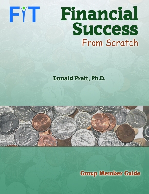 Financial Success from Scratch Group Member Guide #601