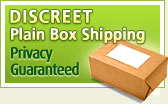 Fast Discreet Shipping for Every Order