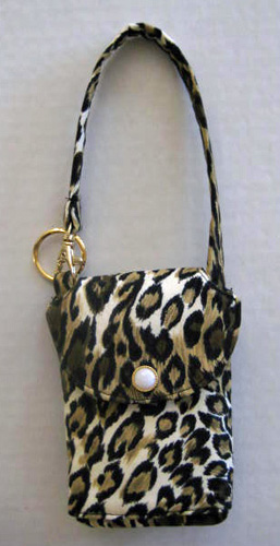 Animal Print Cell Phone Purse #CP3108