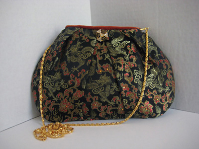 Midnight Orient Purse EO3101