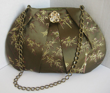 Olive Orient Purse EO3103