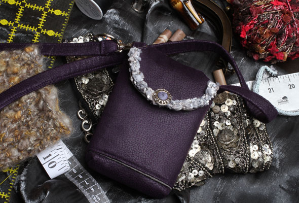 Welcome to Designs To Infinity - Elegant, Handmade Handbags