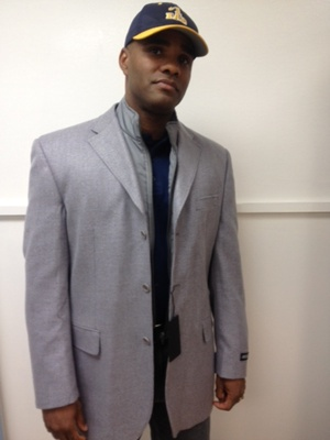 Blazer with Removable Wind Protector - SIZES 36S TO 62L   #Blazerwithremovablewindprotector-SIZES36STO62L