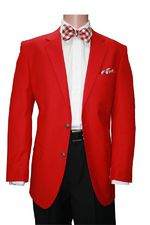 Solid Blazer Red SolidBlazerRED