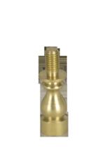 "0038 1"" Solid Brass Riser 0038"