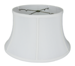 1216 Anna Floor Lamp Shade With Piping 1216
