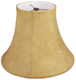 4148 Faux Leather Bell with White Lining 4148