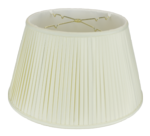 616 Acetate Soft Roll Pleated Floor Lampshade 616