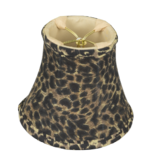 7048 Leopard Bell With Gold Lining 7048