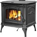 Banff Cast Iron Wood Burning Stove (1400C) BANFF1400C