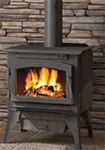 Timberwolf Woodburning Stove (T2200) T2200