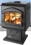 Huntsville - Hi-Tech Wood Burning Stove (EPA1000) EPA1000