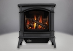 Knightsbridge Cast Iron Direct & Natural Vent Gas Stove (GDS60) GDS60