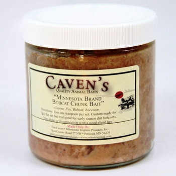 Caven's Minnesota Brand Bobcat Chunk Bait #LUR-CAV-BCB