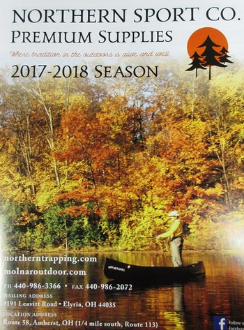 Northern Sport Co. Trapping Catalog 2017-2018 #TRAPCAT