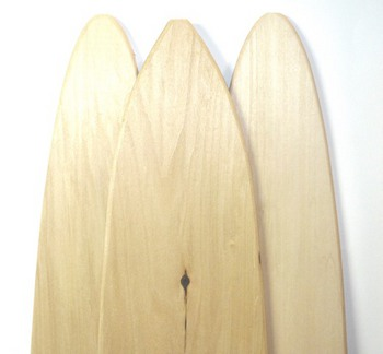 "Coyote 58"" Wood Fur Stretching Boards #coyb"