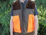 Molnar's Deluxe Briar Proof Hunting Vest Molnarvest15
