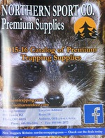 Northern Sport Co. Trapping Catalog 2015-2016 TRAPCAT