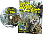 Late Season Mountain Trapping DVD 00053117F