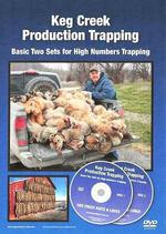 Keg Creek Production Trapping DVD 2-Disc Set kegcrk2015