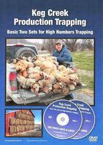Keg Creek Production Trapping DVD 2-Disc Set kegcrk2015