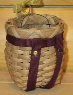 Wilcor HandCrafted Pack Basket GFT9905