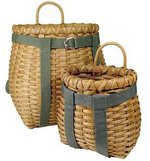 Mini Woven Pack Baskets basket