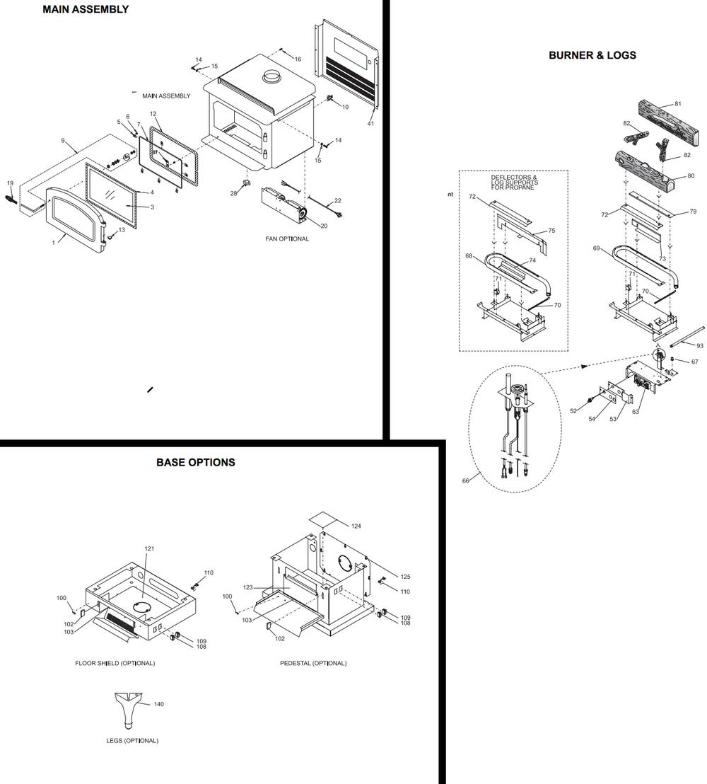 classic 33 3  c33 3  cozy cabin regency parts store