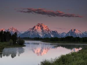 Oxbow Bend - Grand Teton NP 2 #Oxbow Bend