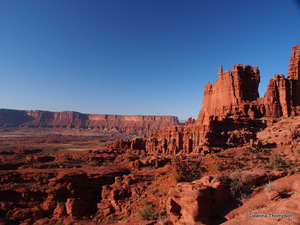 Ancient Art Tower - Fisher Towers #PC106582