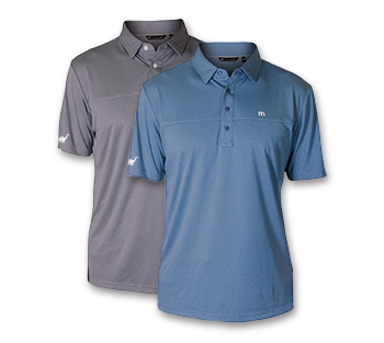 Travis Mathew Players Special Polo #TMPlayerSpecial