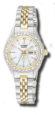 Women's Centennial Citizen Watch #WOMENSWATCH100