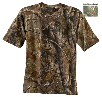 Camo Pocket T-Shirt #CAMOT