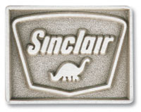 Sinclair Lapel Pin PIN-1