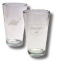 Sinclair Pint Glass PINTGLASS