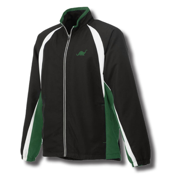Mens and Womens Track Jacket DINOJACKET