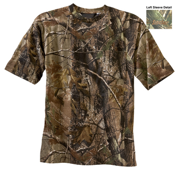 Camo Pocket T-Shirt CAMOT