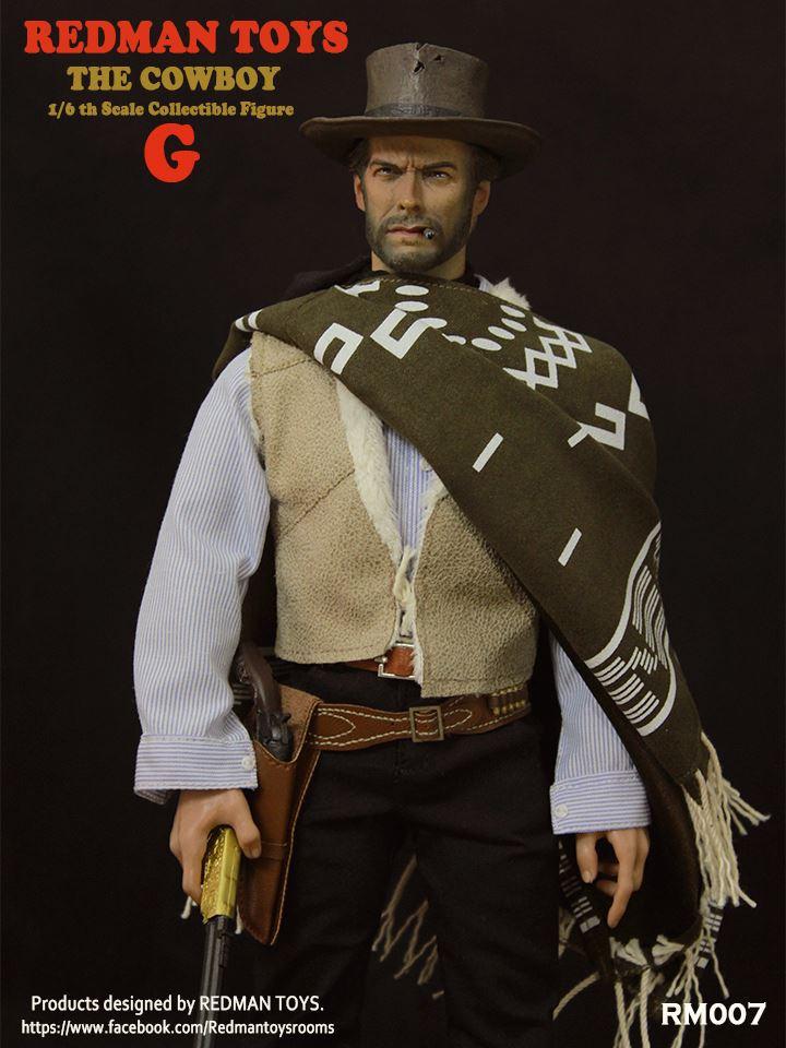 Redman Redman Toys 1 6 Scale 12 Quot The Good Cowboy G Action