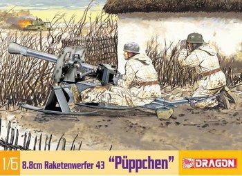 "Dragon WWII German 1/6 scale 12"" Raketenwerfer Puppchen Kit 75005 #75005"