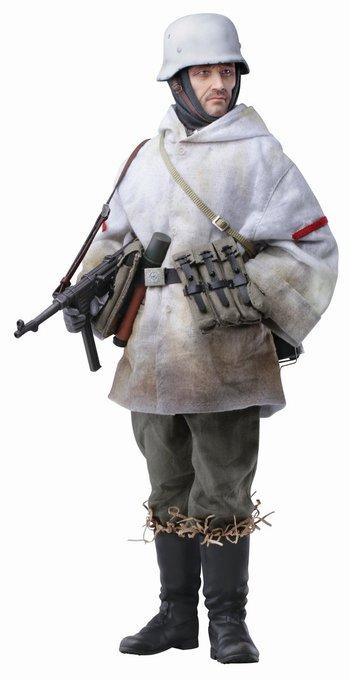 "Dragon 1/6 Scale 12"" WWII German Soldier Ernst Frankel 1941 DX-11 Action Figure 70834 #70834"