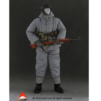 "Alert Line 1/6 Scale 12"" WWII German Wehrmacht Paratroopers Jacket Suit 10011B #AL-10011B"