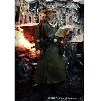 "Alert Line 1/6 Scale 12"" WWII German Military Police Equipment Set AL-10018 #AL-10018"