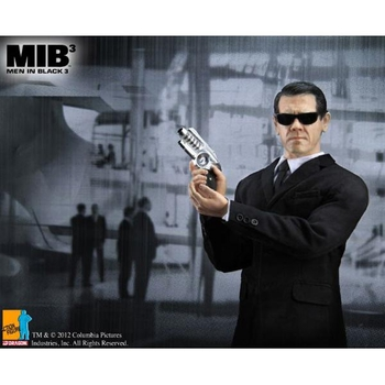 "Dragon 1/6 Scale 12"" MIB MIB3 Men In Black 3 Agent K 1969 Action Figure 73171 #73171"