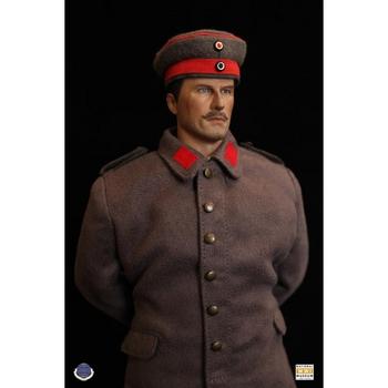 "Cal-Tek 1/6 Scale 12"" WWI Battle of Liege Imperial German Infantry Figure 8014 #8014"