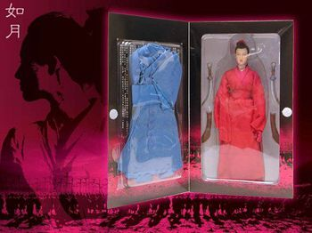 """Dragon Models 1/6 Scale 12"""" Female Hero The Movie Moon Action Figure 73084 #73084"""