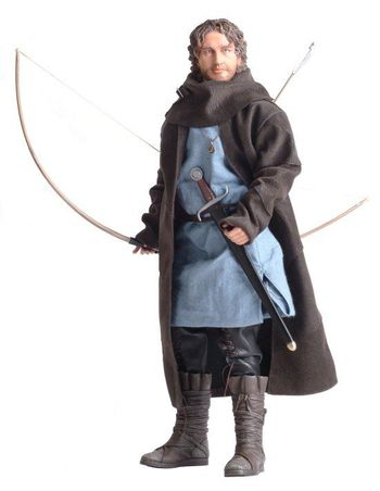 "2011 Dragon 1/6 Scale 12"" Timeline Andre Marek Action Figure 73092 #73092"