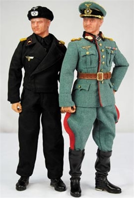 Did Did 1 6 Scale 12 Wwii German General Heinz Guderian Action